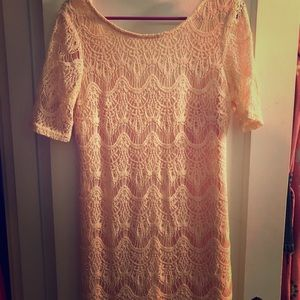 Forever 21 Lacey dress